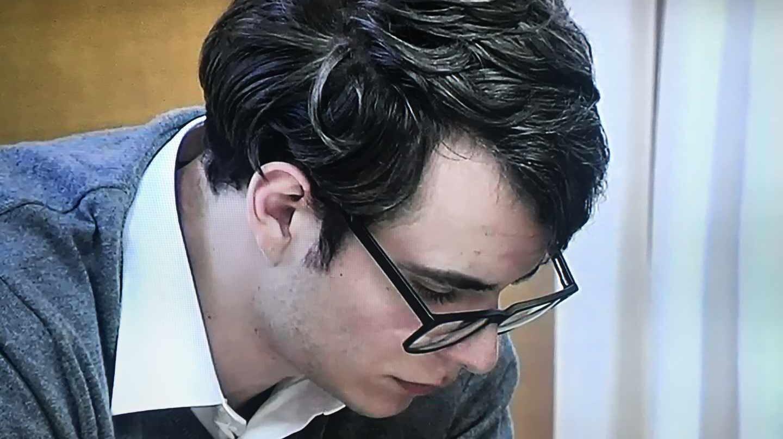 Patrick Nogueira, declarado culpable del crimen de Pioz.