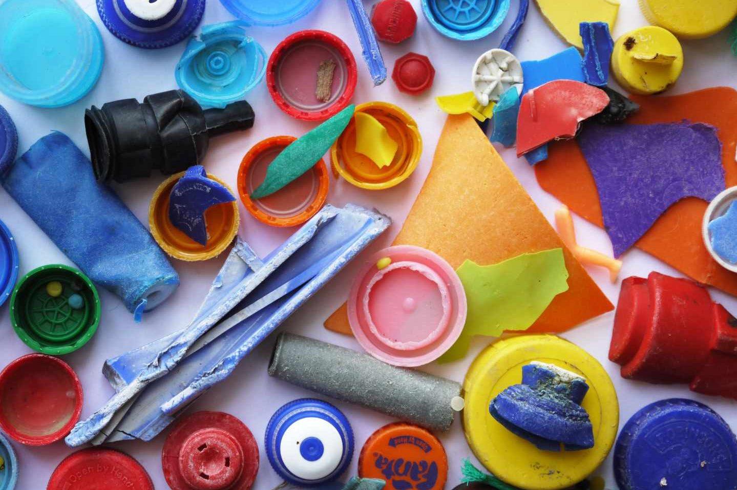 El plástico que no se recicla acaba en tu plato (Pxhere)