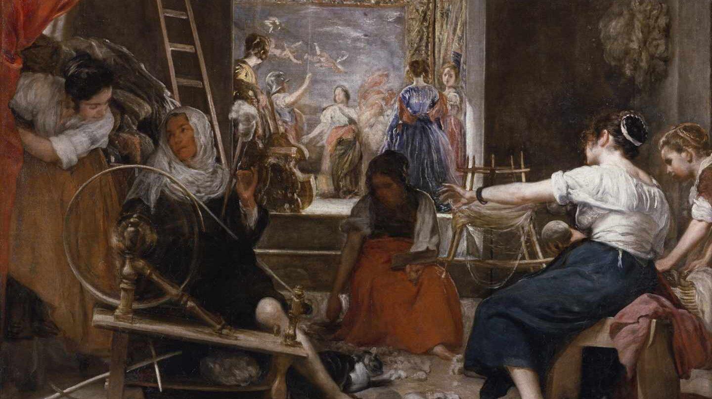 'Las hilanderas', de Velázquez.
