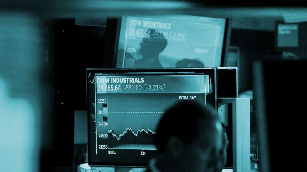 La caída reciente de las bolsas evidencia la preocupación de los inversores por la desaceleración económica.