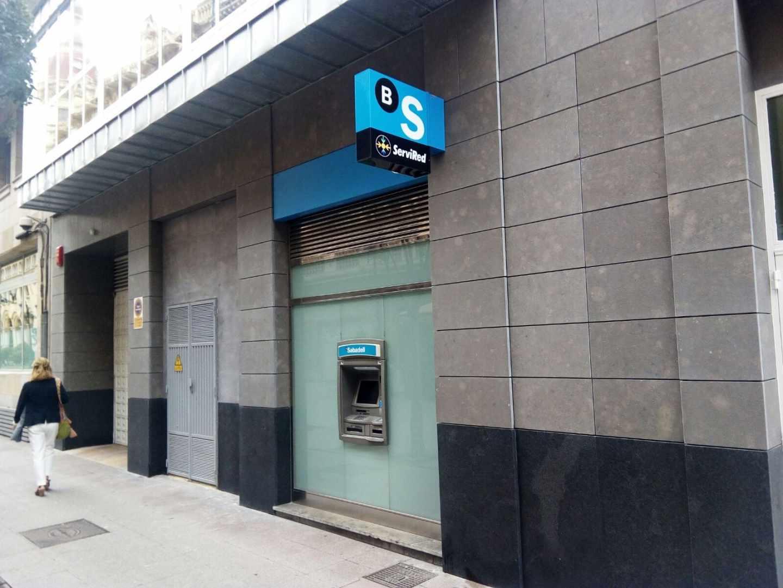 Oficina de Banco Sabadell.