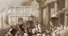 La caída de Roma: el día que el mundo entero creyó perecer.