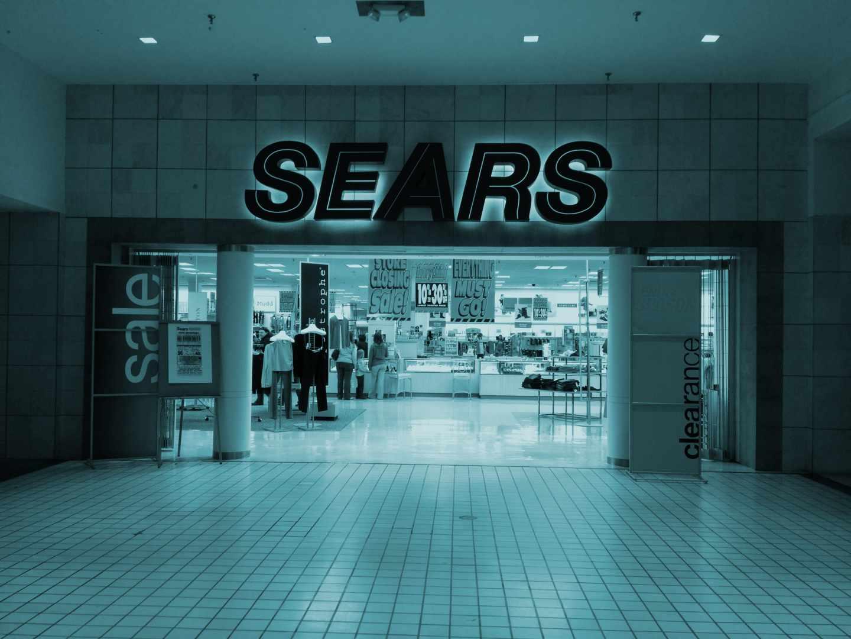 Tienda de la cadena comercial Sears.