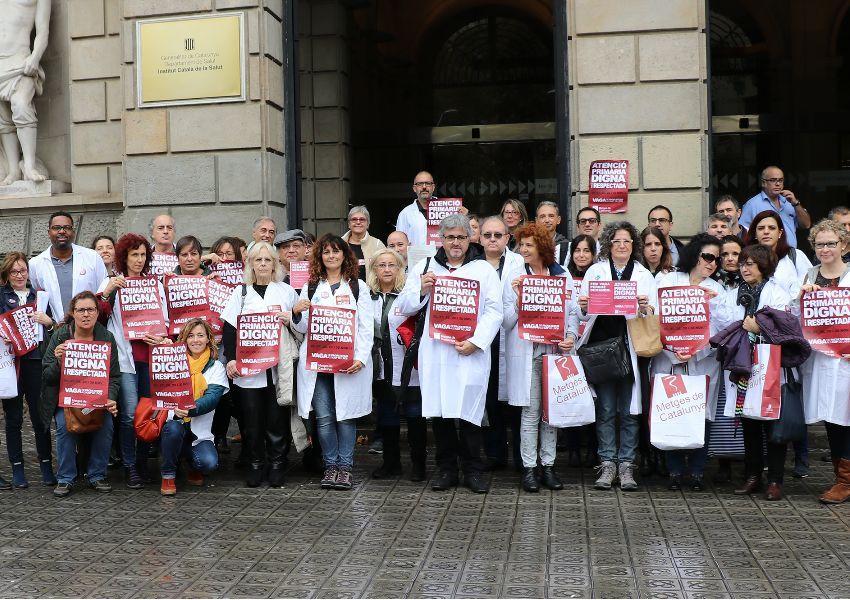 Los sindicatos contra los independentistas