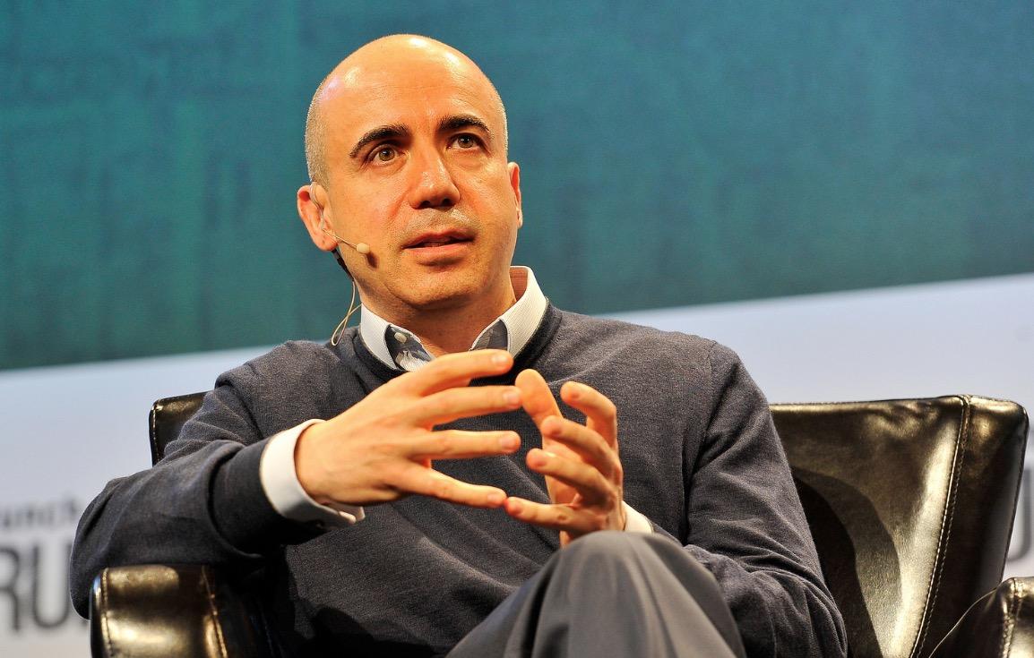 Yuri Milner, millonario, filántropo y físico ruso-israelí, promotor de la Breakthrough Initiatives