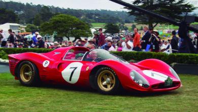 Los coches clásicos más bellos del circuito