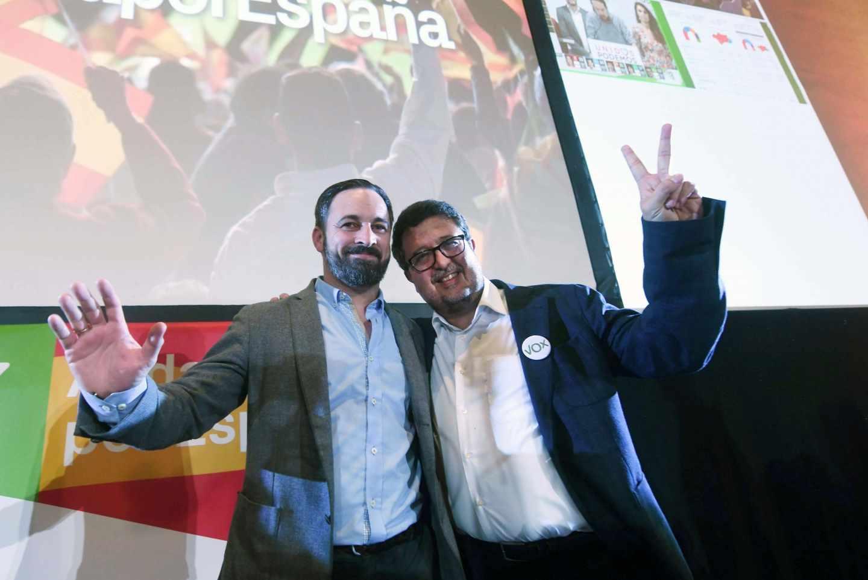 """El auge de Vox no inquieta a los mercados: """"Puede ser un Trump en España""""."""