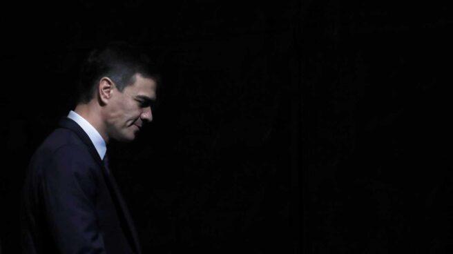 Pedro Sánchez, en la Cumbre de la Pobreza Infantil.