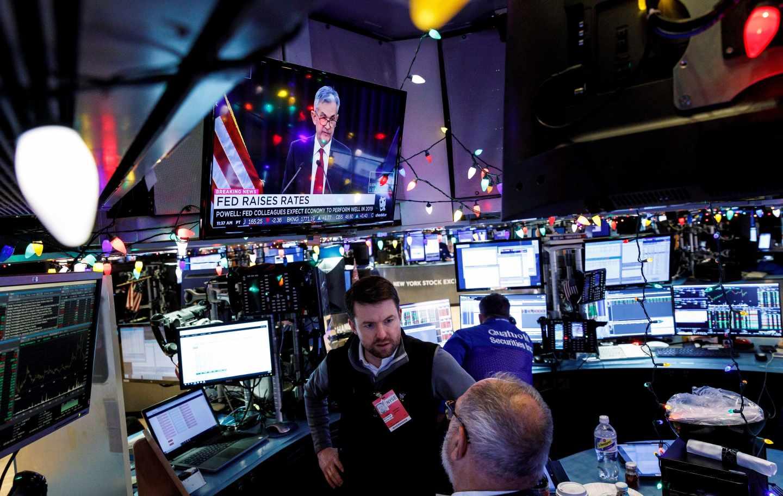 """El """"piloto automático"""" de la Fed desquicia a un mercado que apunta a su peor año desde 2008."""