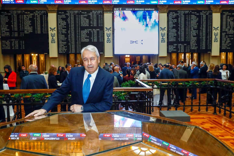El operador de la Bolsa de Madrid alerta de los riesgos de los planes fiscales del Gobierno.