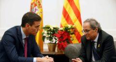 Pedro Sánchez se reunirá con Torra el día 6 a pesar de su inhabilitación