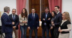 PP y Cs blindan su acuerdo en Andalucía frente a Vox y sólo podrá modificarse previo consenso