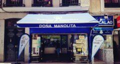 Administación de loteria Doña Manolita