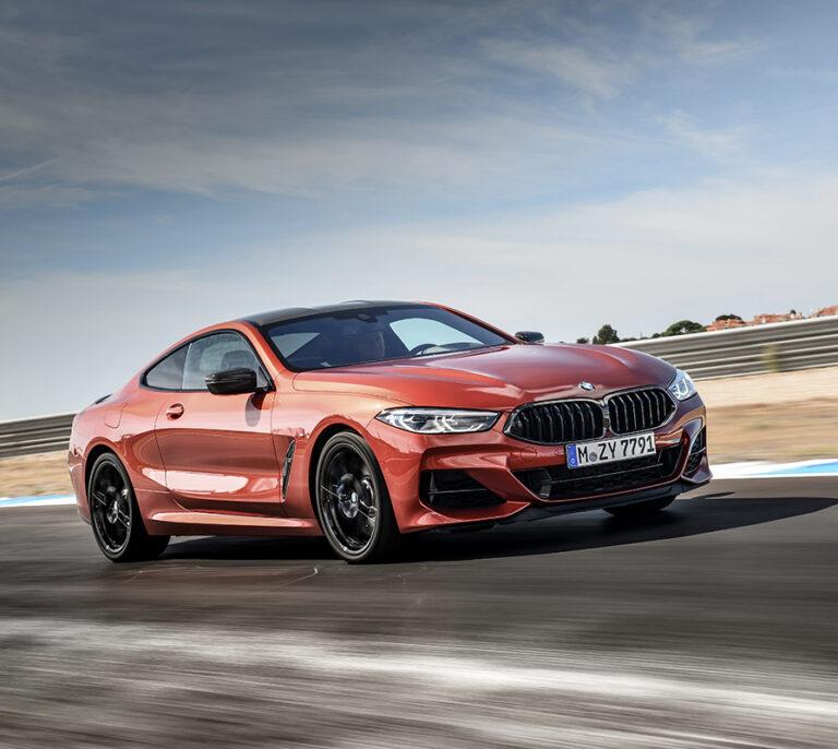 Las armas del BMW Serie 8
