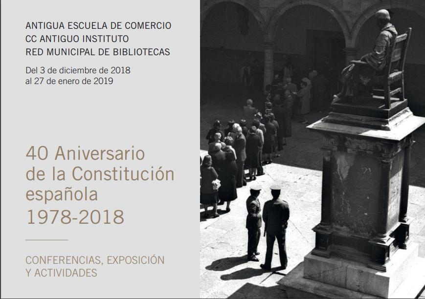 Celebración 40 aniversario de la Constitución en Gijón