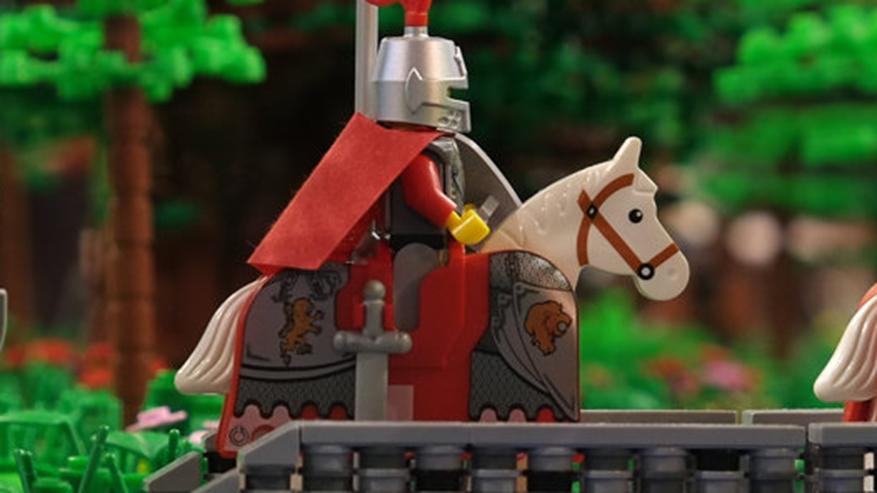 Exposición 'I Love LEGO' en el Palacio de Gaviria de Madrid