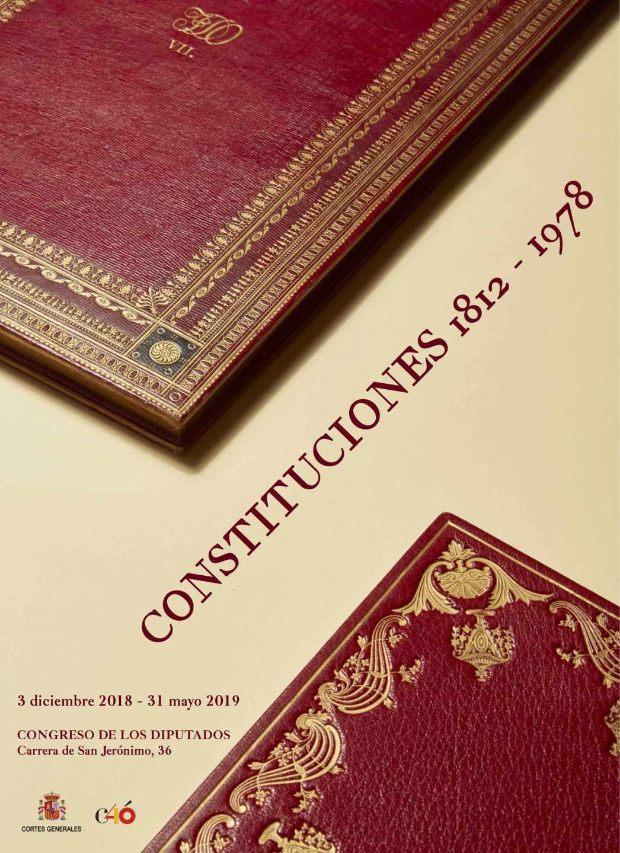 Exposición 'Constituciones 1812 - 1978'