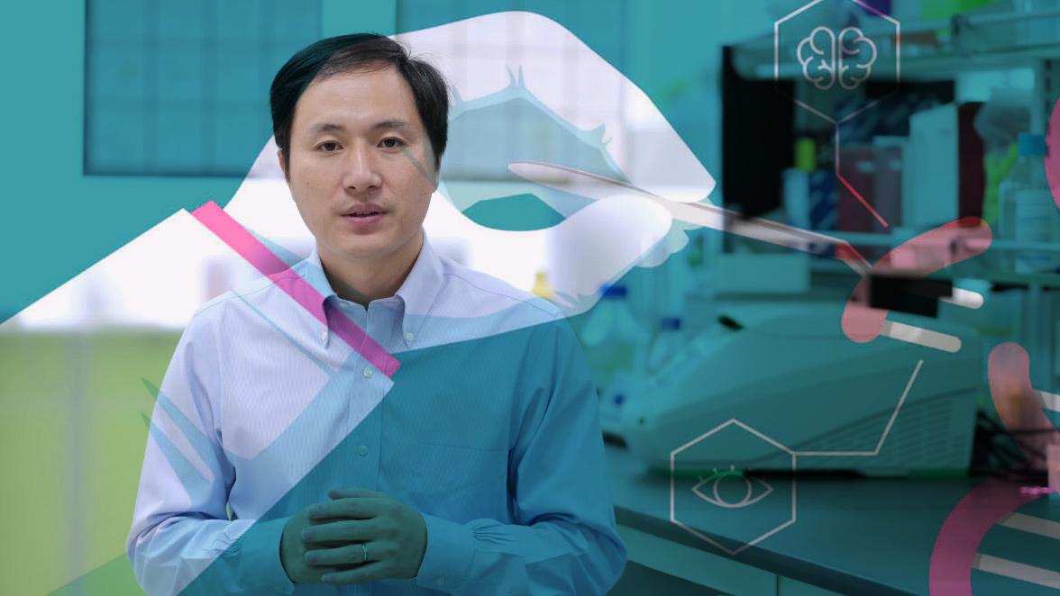El polémico genetista He Jiankui
