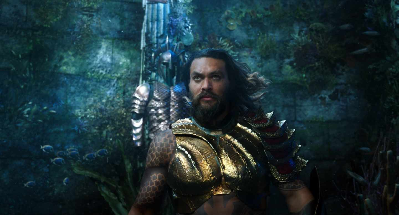Jason Momoa, protagonista de Aquaman