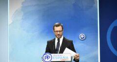 Javier Maroto anuncia que irá de 'número uno' del PP por Álava