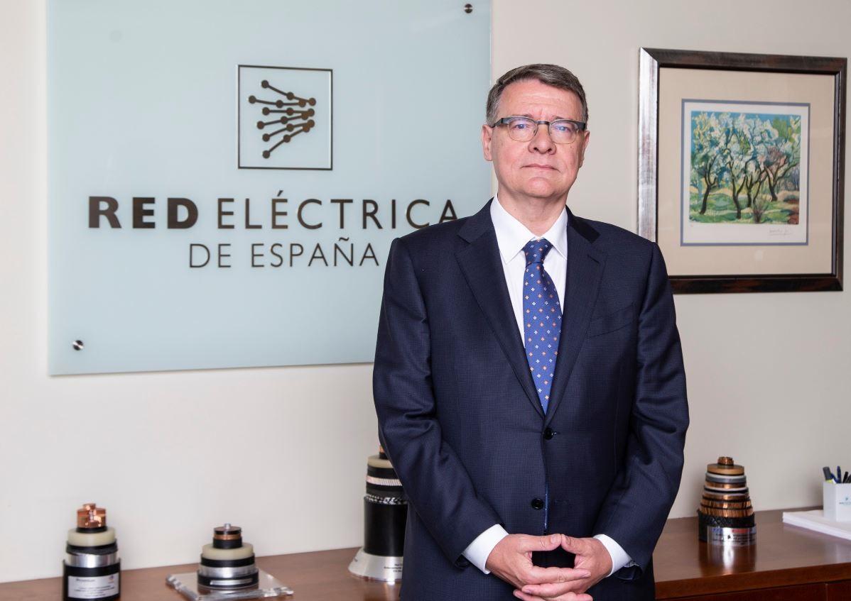 El presidente de Red Eléctrica de España, Jordi Sevilla.