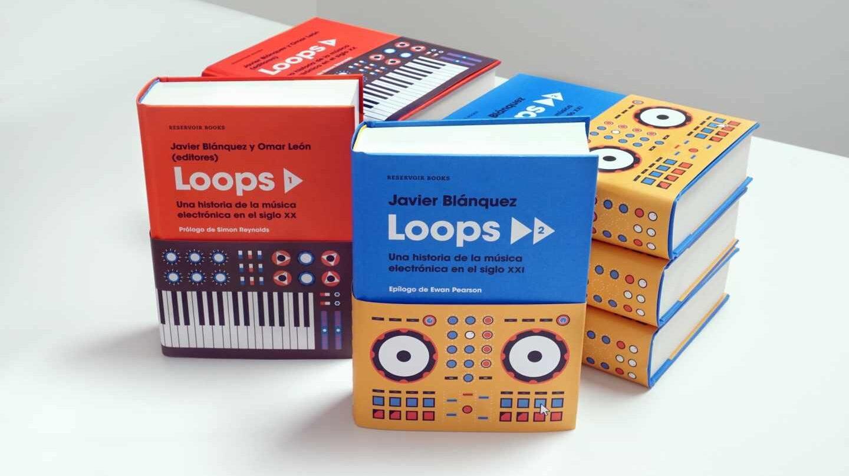 """Los dos volúmenes de Loops son una """"biblia"""" para los amantes de la música electrónica"""