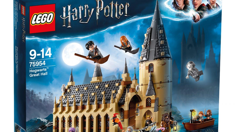 7fe7e9df6 Lego Harry Potter, uno de los juguetes más vendidos en El Corte Inglés en la