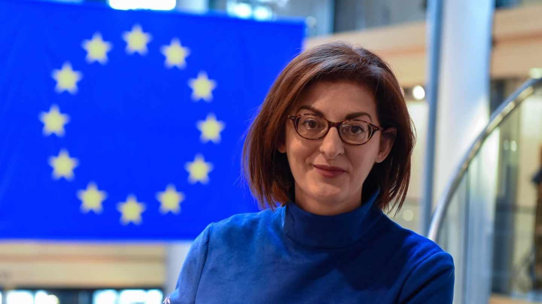 La eurodiputada de UPyD, Maite Pagazaurtundúa.