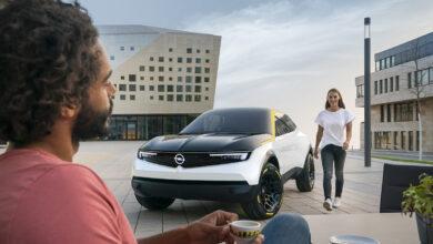 Opel GT X Experimental, el futuro ya está aquí