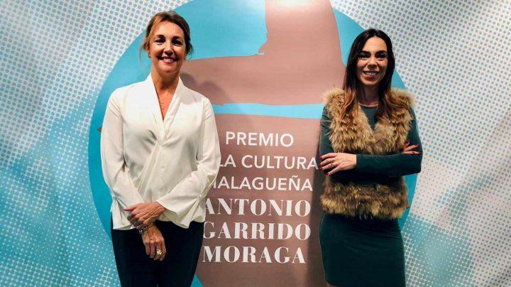 María José Torres Cuéllar (izquierda), junto a la también diputada de Ciudadanos por Málaga Teresa Pardo Reinaldos.