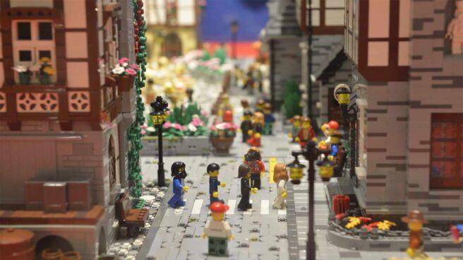 The Beatles en 'I Love LEGO'