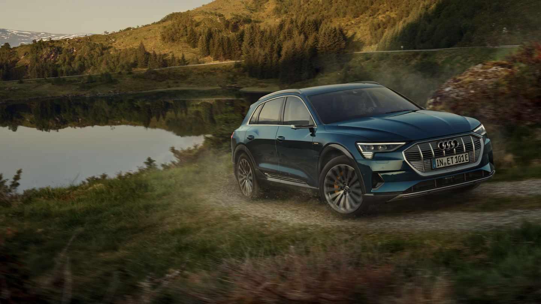 Audi invetirá 14.000 millones en cinco años en el desarrollo del vehículo eléctrico.