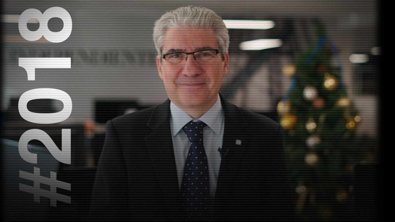 Casimiro García-Abadillo repasa el 2018 político