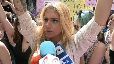 Valeria Quer y su madre discuten en plena calle tras la denuncia a José Carlos Quer
