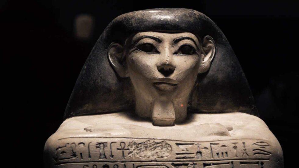 """""""Faraón, rey de Egipto"""" en Caixaforum Madridå©"""