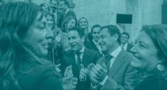 El centro derecha encara en Andalucía su prueba más difícil