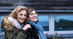 Elena Irureta y Ane Gabarain serán Bittori y Miren en la serie 'Patria'.