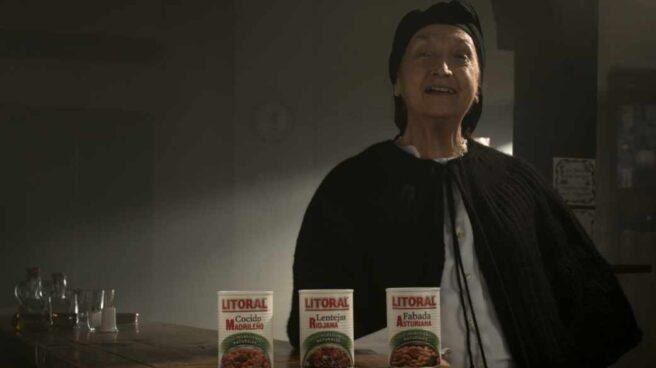 La abuela de Litoral.