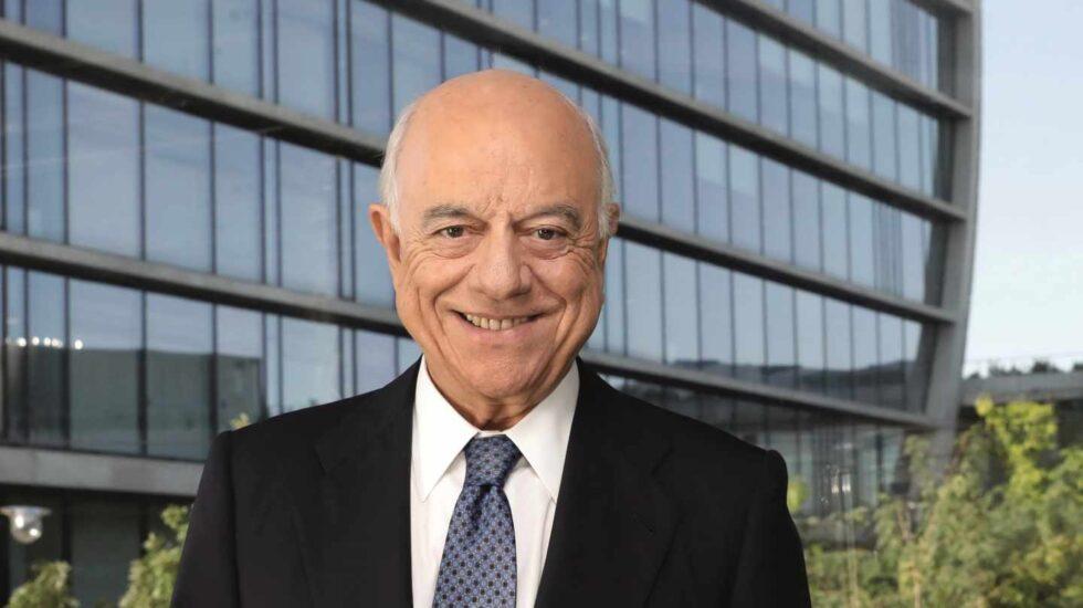 Francisco González, presidente de BBVA.