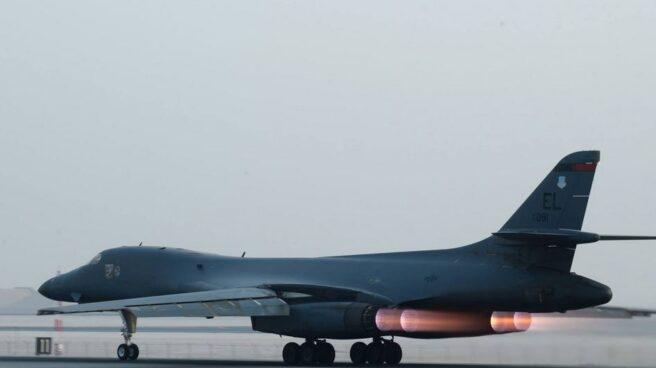 Un bombardero estadounidense.