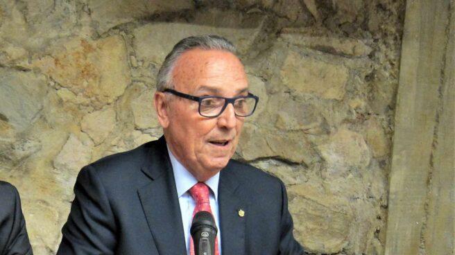 Joan Gaspart, presidente de Husa y de Turismo de Barcelona.