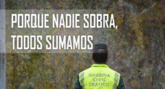 Cartel de la convocatoria del acto de protesta previsto mañana en Pamplona.