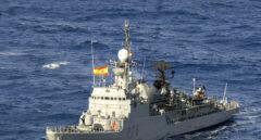 Gibraltar denuncia que una corbeta española ha navegado frente al Peñón con el himno