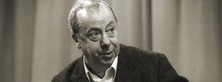 El escritor Fritz Rudolf Fries.
