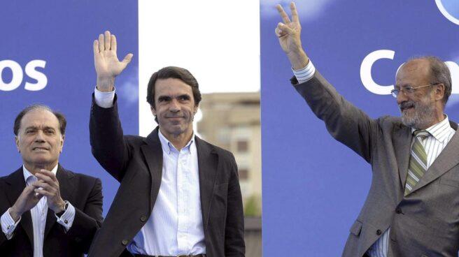 José María Aznar y León de la Riva en una imagen de archivo