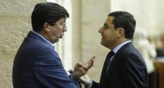 Cs obligará al PP a firmar un programa para los primeros 100 días de Gobierno andaluz
