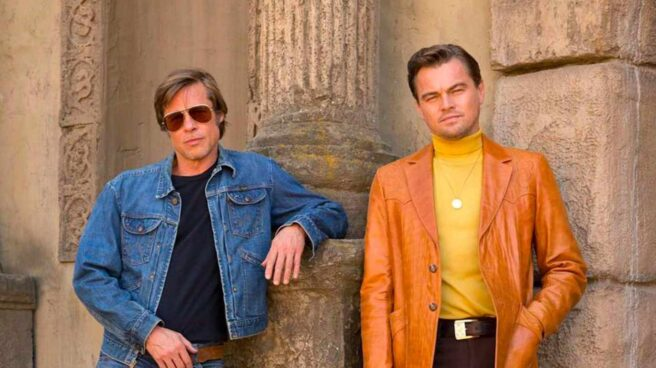 'Once upon a time in Hollywood', de Tarantino.