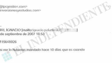 Caso Púnica: los correos electrónicos que acorralan a la mano derecha de Granados