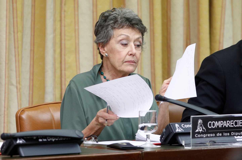 Rosa María Mateo 'conseguirá' el peor año de la historia de La 1