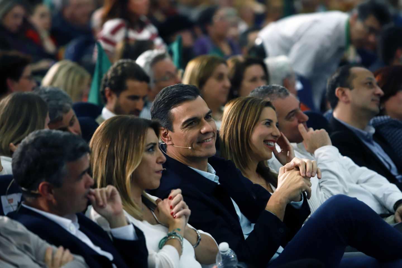 Susana Díaz diputaciones psoe pedro sánchez Andalucía